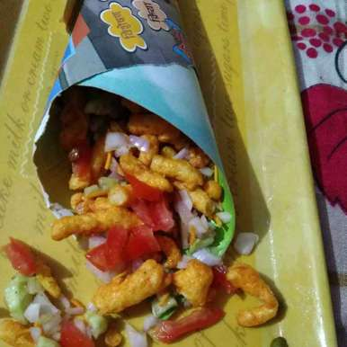 Photo of Kurkure bhel by Sakshi Lodhi at BetterButter