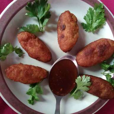 Photo of Cutlet by Sakshi Lodhi at BetterButter