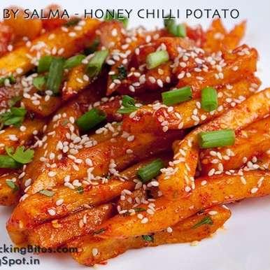 Photo of Honey Chili potato by Salma Godil at BetterButter