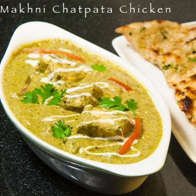 Photo of Makhani Chatpata Chicken by Salma Godil at BetterButter
