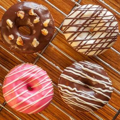 Photo of Doughnuts/Donuts by Salma Godil at BetterButter