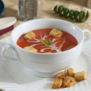 Photo of Tangy Tomato Soup by Salma Godil at BetterButter