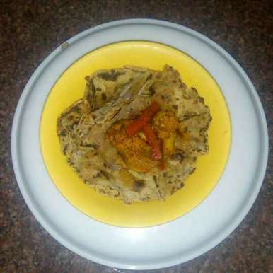 Dal Parantha, How to make Dal Parantha