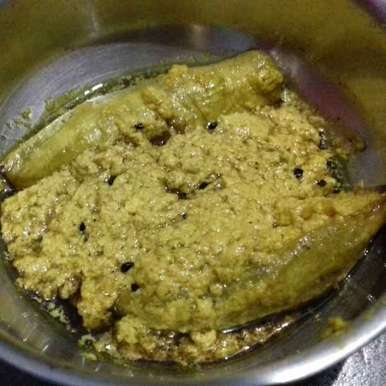 Photo of Pointed gourd with cottage chesse by Sambita Rudra at BetterButter