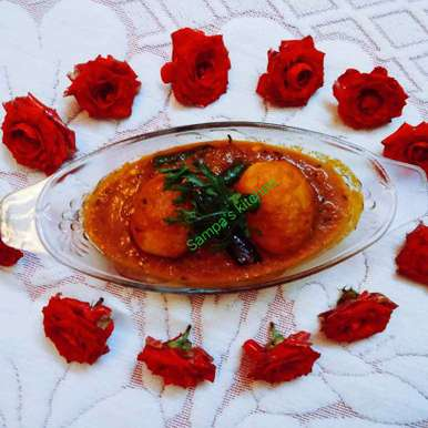 Photo of Egg tomato by sampa sardar at BetterButter