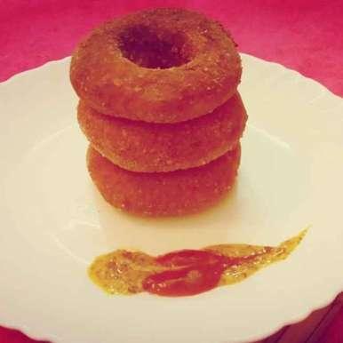 Photo of Chicken doughnuts by sampa sardar at BetterButter
