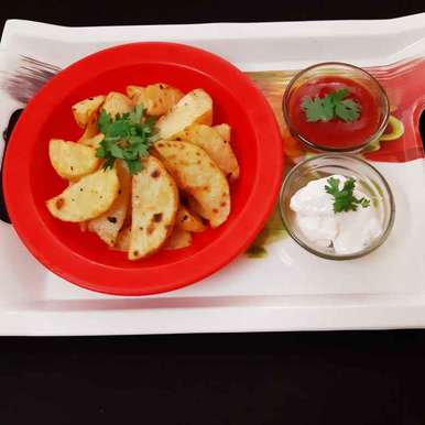 Photo of Funky Fries by Sampurna Sarkar at BetterButter
