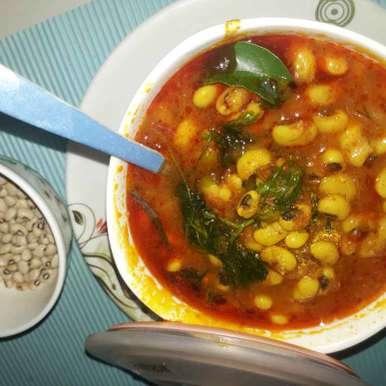 Photo of Chawli Tomato Curry by sana Tungekar at BetterButter