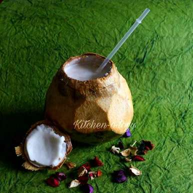 Photo of Coconut Cream Drink by Rachna Chadha Sanam Merchant at BetterButter