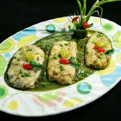 Photo of Veg cabbage roll in green gravy by Sanchari Karmakar at BetterButter