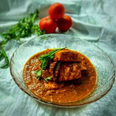 Photo of paneer tikka masala gravy by Sanchari Karmakar at BetterButter