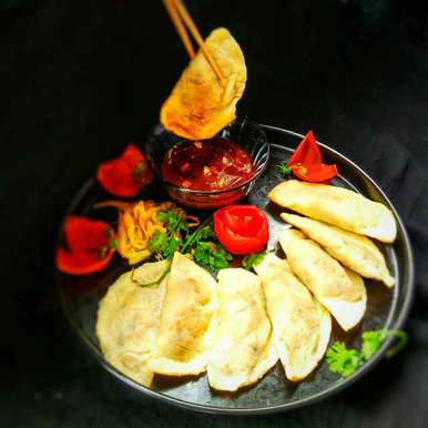 Photo of Thai egg dumplings by Sanchari Karmakar at BetterButter