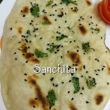 Photo of Restaurant Style Tawa Naan by Sanchita Agrawal Mittal at BetterButter
