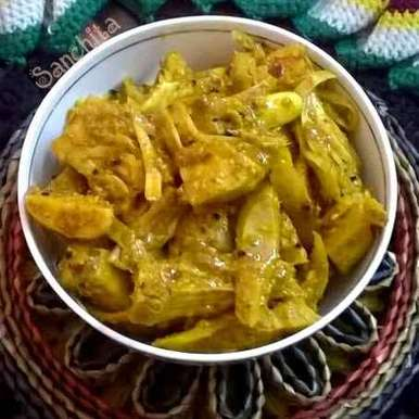 Photo of Jackfruit Pickle by Sanchita Agrawal Mittal at BetterButter