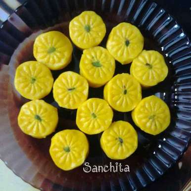 Photo of Quick Pedas In Microwave by Sanchita Agrawal Mittal at BetterButter