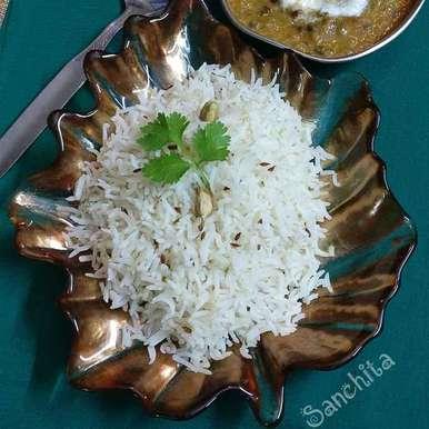 Photo of Jeera Rice by Sanchita Agrawal Mittal at BetterButter