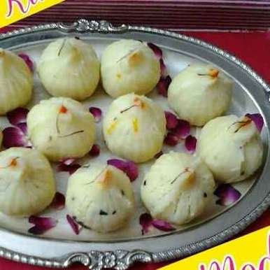 Photo of Modak /Ukadiche Modak by Sanchita Agrawal Mittal at BetterButter