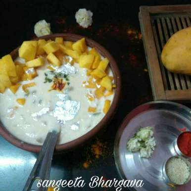 Photo of Aam rabdi by Sangeeta Bhargava . at BetterButter