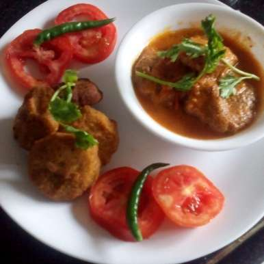 Photo of Coconut Kofta Curry by Sanghamitra Mohapatra at BetterButter