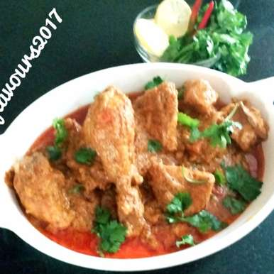 Photo of Hot and Spicy Chicken Masala by sangita banerjee at BetterButter