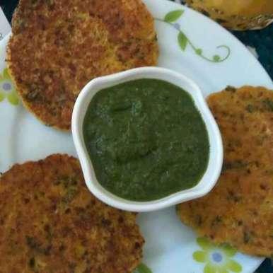 Photo of Corn chia pancake by Sangita Jalavadiya at BetterButter