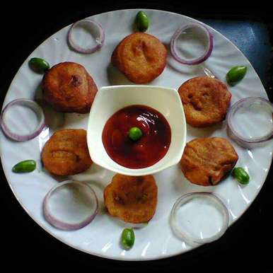 Photo of Potato fritters by Sanjhbati sen at BetterButter
