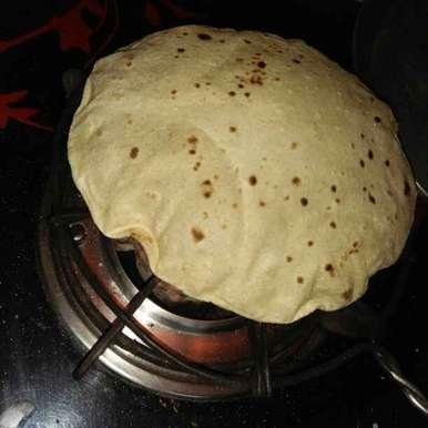 Photo of Chapati/Ruti by Sanjhbati sen at BetterButter