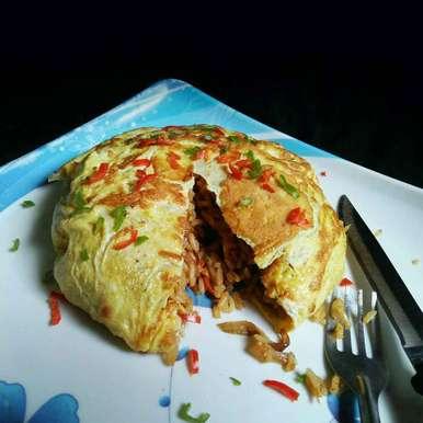 Photo of Omu rice by Sanjhbati sen at BetterButter