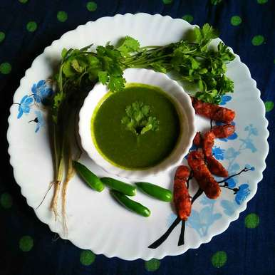 Photo of Khatta Cilantro Chutney by Sanjhbati sen at BetterButter