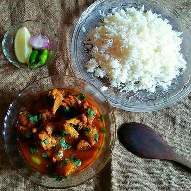Photo of Bihari chicken curry by Sanjhbati sen at BetterButter
