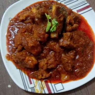 Mutton kasa, How to make Mutton kasa