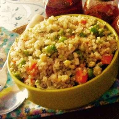 Quinoa Upma, How to make Quinoa Upma