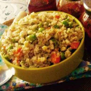 Photo of Quinoa Upma by Santosh Bangar at BetterButter