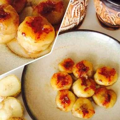 Photo of Fried Honey Banana by Santosh Bangar at BetterButter
