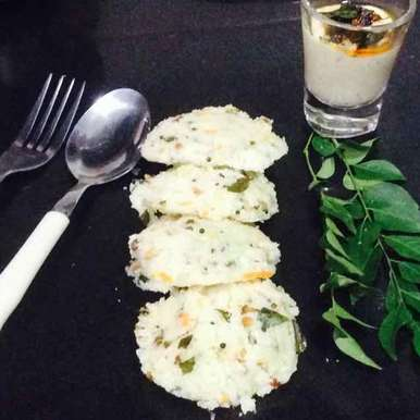 Photo of bottle Gourd&samak rice rava idli...fat free by Santosh Bangar at BetterButter