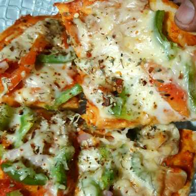Photo of Pizza by Sanuber Ashrafi at BetterButter