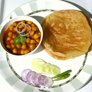 Photo of Chhole Bhature by Sanuber Ashrafi at BetterButter