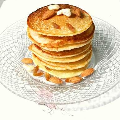 Photo of Dry fruit tuti fruti pancakes by Sanuber Ashrafi at BetterButter