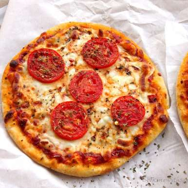 Photo of Pizza Margherita by sapana behl at BetterButter