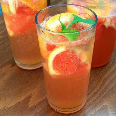 Photo of Grapefruit Slushie by sapana behl at BetterButter