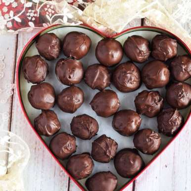 Photo of Gingersnap Truffles by sapana behl at BetterButter