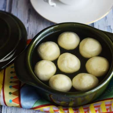 Photo of Roshogolla by sapana behl at BetterButter