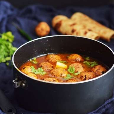 Photo of Oler Kofta Curry by sapana behl at BetterButter