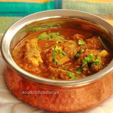 Photo of Zero Oil and easy Chicken Curry by sapna dhyani devrani at BetterButter