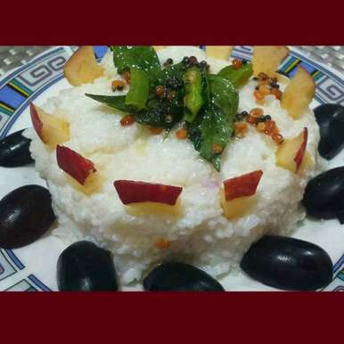 Photo of Curd fruit rice by Sarala Nahar at BetterButter
