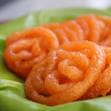 Photo of Jalebi by Saranya Manickam at BetterButter
