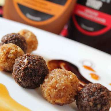 Photo of Hershey coconut ladoo by Saranya Manickam at BetterButter