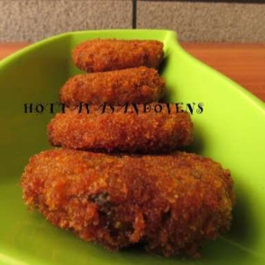 Easy Potato Cutlet, How to make Easy Potato Cutlet