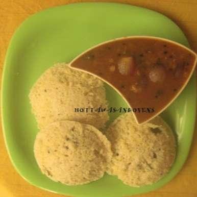 Photo of Coconut Pesarattu Idli by Saras Viswam at BetterButter