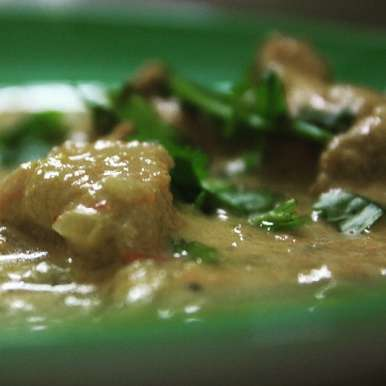 Photo of Cashew Chicken Korma by Sarenya Dhevi at BetterButter